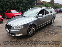 Chiptuning Škoda Superb II 2.0 TDI CR 125kW - stage I.