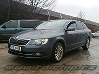 Chiptuning Škoda Superb II FL 2.0 TDI CR 103kW