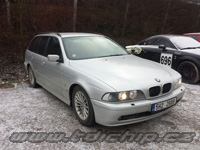 Chiptuning BMW E39 530d - 142kW