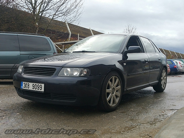 Chiptuning Audi A3 1.9TDI PD 74kW - stage I.
